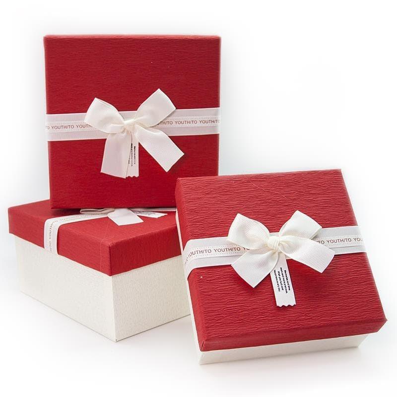 Коробочка С Бантиком Магазин Подарков Интернет